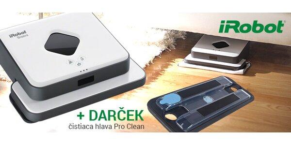 Robotický mop iRobot® Braava 320™ + darček