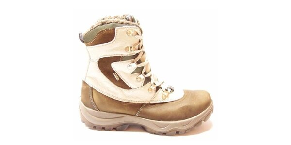 Dámske zimné topánky so zateplenou podšívkou Numero Uno