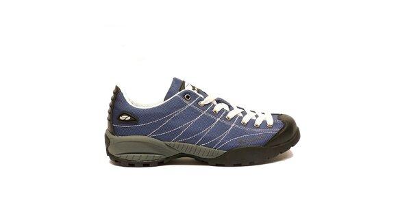 Pánske ľahké trekové topánky Numero Uno - modré