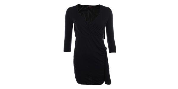 Dámske čierne šaty Gaudí