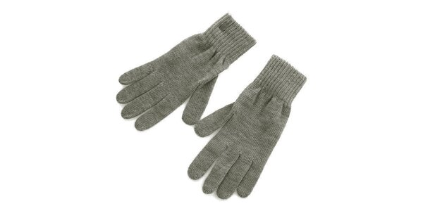 Pánske béžové rukavice Gaudí