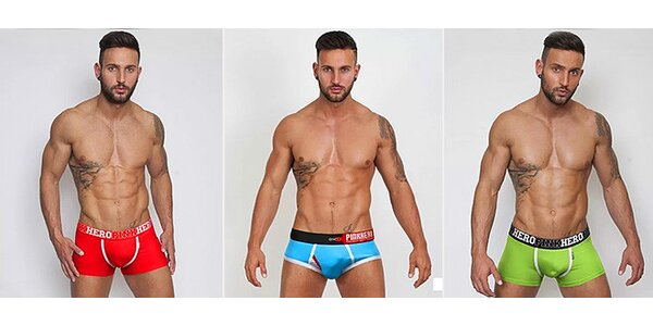 Značkové boxerky pre každého štýlového muža!