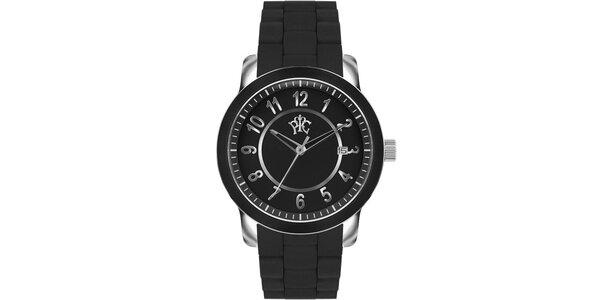 RFS dámske hodinky Marshmallow čierne