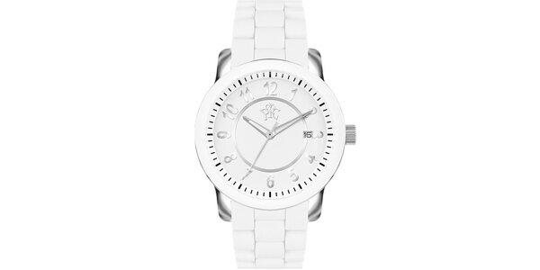 RFS dámske hodinky Marshmallow biele