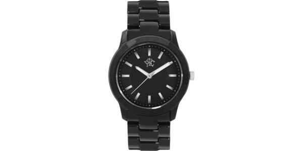 RFS dámske hodinky Graphic čierne
