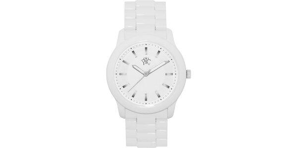 RFS dámske hodinky Graphic Art biele