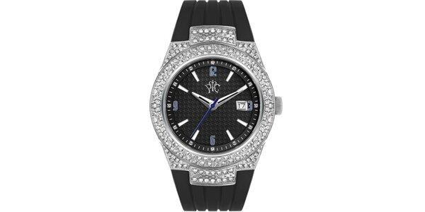 RFS dámske hodinky Velvet čierne