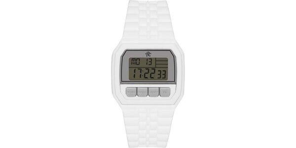 Pánske digitálne hodinky Electro biele