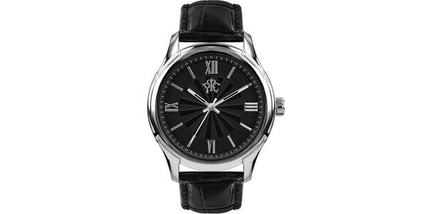 Pánske hodinky Casino čierne