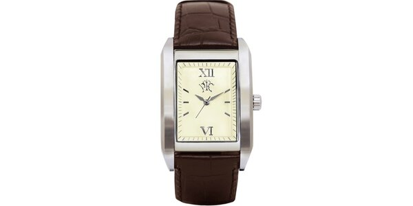 Pánske hodinky Triumph hnedé