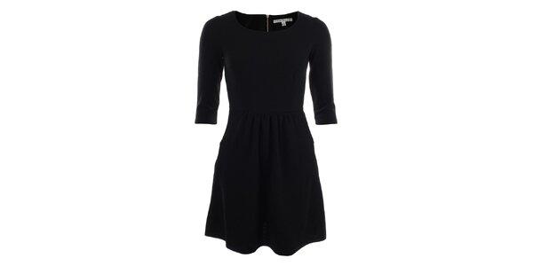 Dámske čierne šaty Uttam Boutique