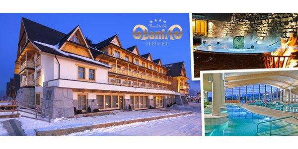 Hotel Bania****Thermal&Ski v Bialke Tatranskej