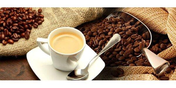17,50 eur za 1 kg kvalitnej aromatizovanej kávy Arabica so zľavou 50 %.