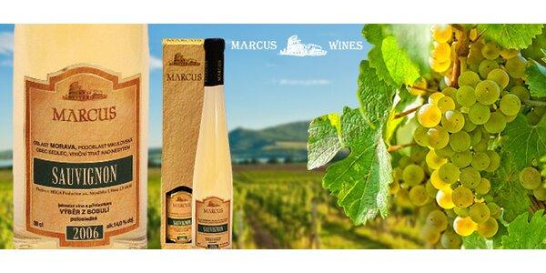 Dezertné víno Sauvignon 2006