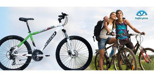 Bicykle vychýrených značiek pre pánov i dámy