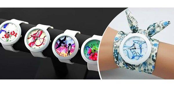 Štýlové dámske hodinky
