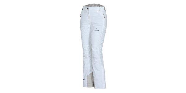 Dámske biele lyžiarske nohavice Bergson