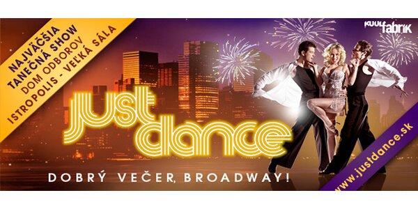 Tanečná šou Just Dance