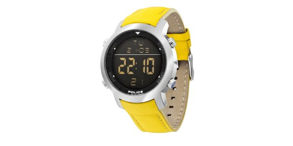 Unisex hodinky Police CYBER