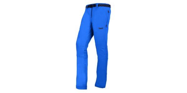 Dámske modré nohavice Izas