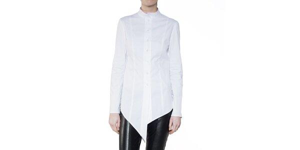 Dámska biela cípová košeľa Gene