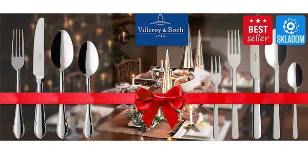 Luxusné sady príborov Villeroy & Boch