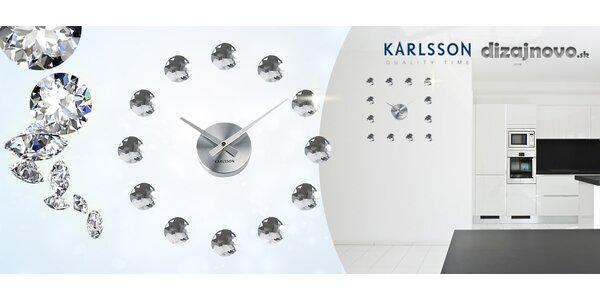 Kvalitné značkové nástenné hodiny