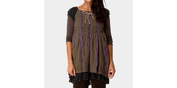 Dámske šaty a tričko Ian Mosh