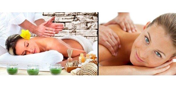Kvalitné masáže, liečebné a skrášľujúce procedúry, wellness zábaly za najnižšie…