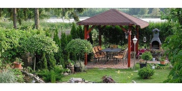 Údržba okrasných záhrad