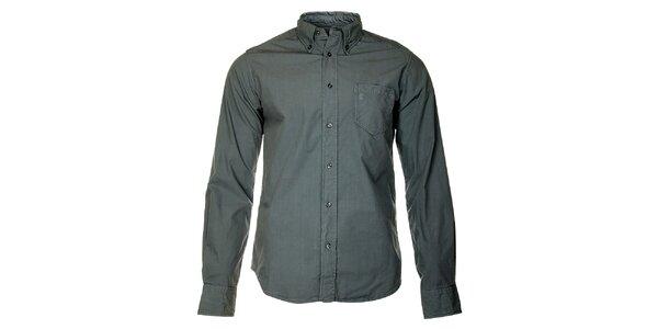Pánska modro šedá košeľa Freesoul