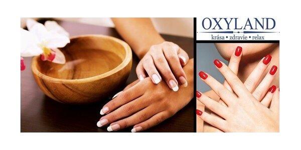 Novinka: IBX kúra na oslabené a poškodené nechty alebo SHELLAC - permanentné…
