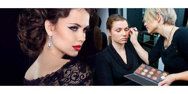 Expres kurz líčenia s kozmetikou Mary Kay