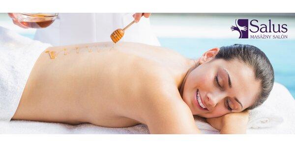 30 alebo 60 minút masáže, na výber veľa procedúr