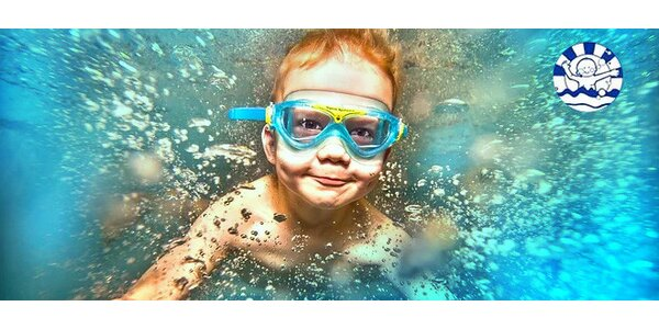 Plávanie pre bábätká v morskej vode - decembrový kurz pre deti od 4 mesiacov do…
