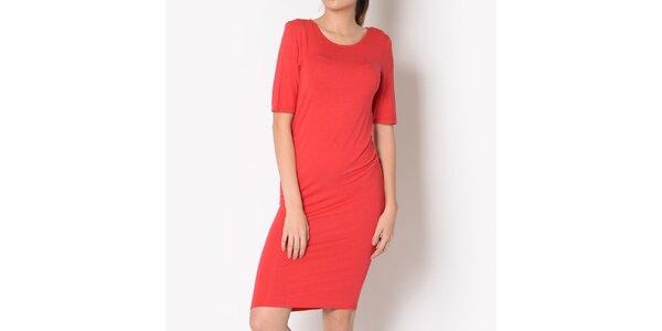 Dámske červené šaty Santa Barbara