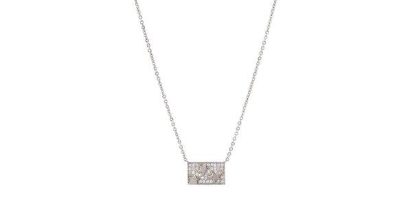 Dámsky náhrdelník s hviezdičkovým príveskom Thierry Mugler