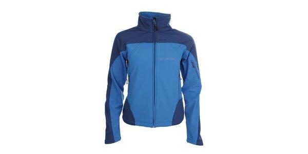 Dámska modrá softshellová bunda Trimm
