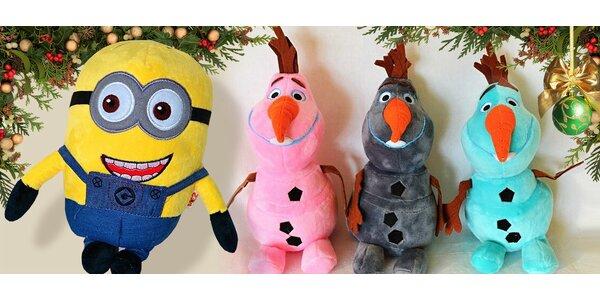 Mäkkučké plyšové hračky pre deti