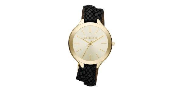 Dámske minimalistické hodinky s originálnym remienkom Michael Kors