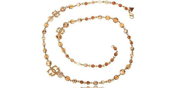 Guess náhrdelník s korálkami