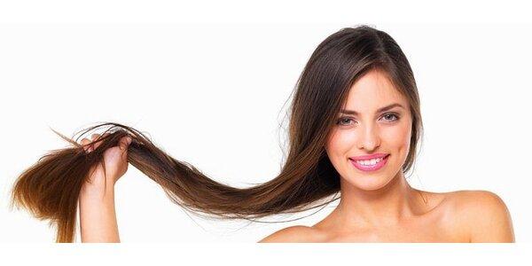Keratínová infúzia pre vaše vlasy
