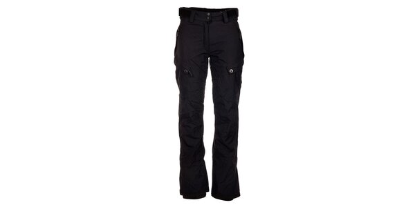 Dámske čierne lyžiarske nohavice Trimm Nessa
