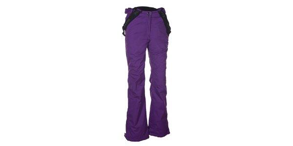 Dámske fialové lyžiarske nohavice Envy