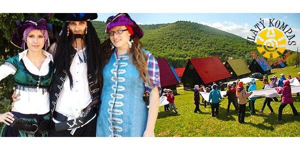 Letný detský tábor
