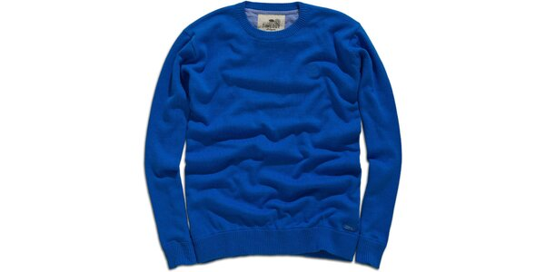 Pánsky modrý sveter Timeout