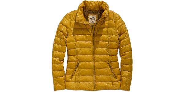 Dámska žltá zimná bunda Timeout