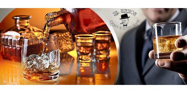 Ochutnávka írskej a škótskej jednosladovej whiskey