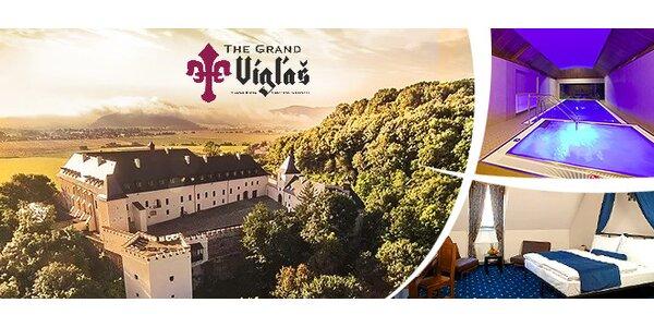 Luxusný pobyt v Hoteli The Grand Vígľaš****