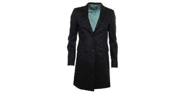 Dámsky kabát so zelenou podšívkou Phard